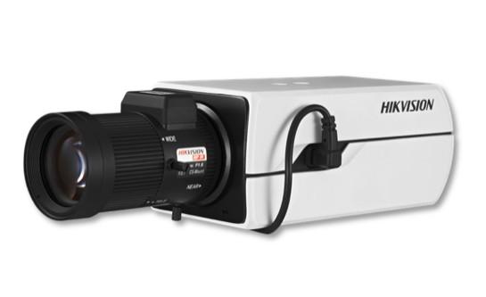 ANPR Low Light Box Camera hikvision