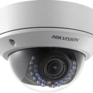 Vari-focal IR Dome network camera maroc hikvision